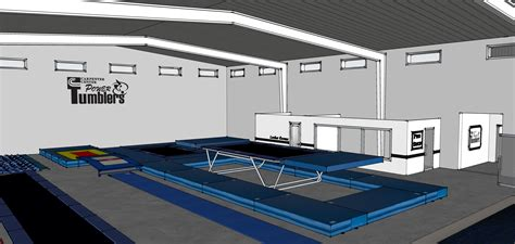 gymnastics gym layout gymnastics facility design pictures to pin on pinterest
