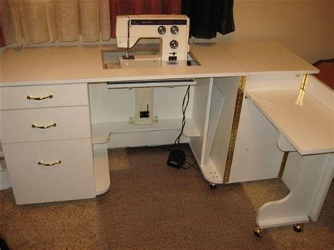 how to build woodworking plans sewing table plans
