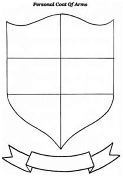 coat of arms template for students 1000 images about class coat of arms on coat