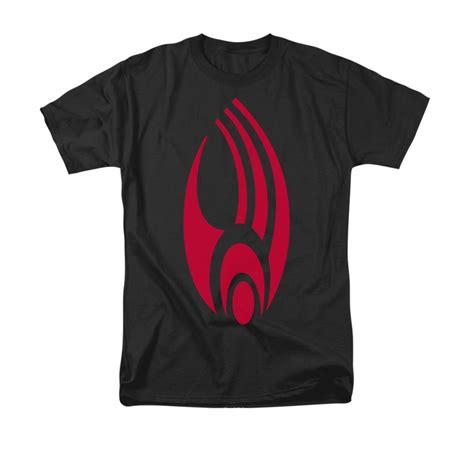Logo Trek T Shirt trek borg logo t shirt