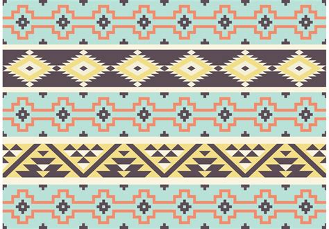 tribal pattern svg aztec mayan tribal pattern vector download free vector