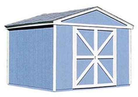 8 X 10 Shed Kit by High Quality Tudor 10 X 8 Garden Tool Shed Kit