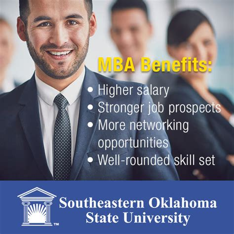 Oklahoma State Mba Program by What Are The Benefits Of An Mba In Management