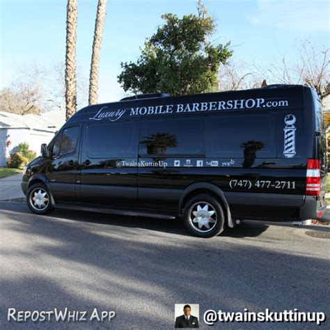 luxury mobile luxury mobile barber shop 31 photos 23 reviews