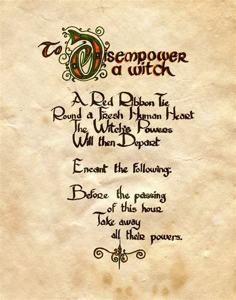 wicca book of spells a book of shadows for wiccans witches and other practitioners of magic books charmed bos to disempower a witch wiccan quot charmed