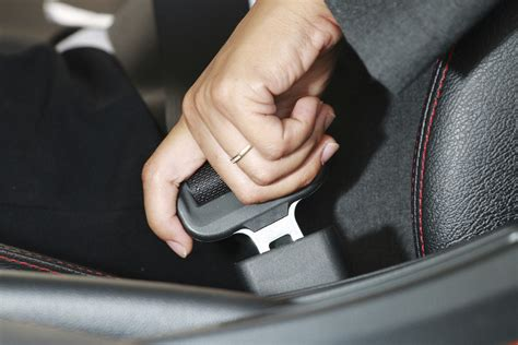 safety seat belt drivers to treat seat belts as ppe l d daily advisor