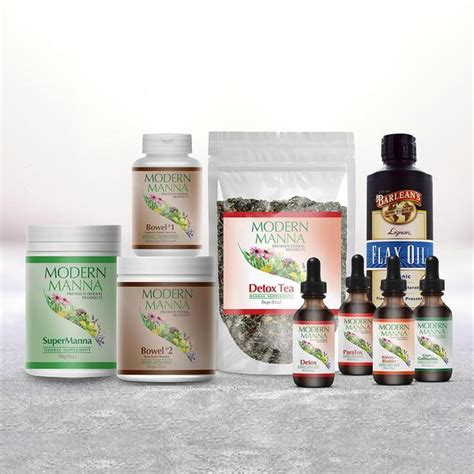 Detox Channels by Detox Kits Modern Manna Health Cleanse And Detox Your