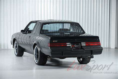 turbo buick grand national 1987 buick grand national turbo coupe grand national turbo