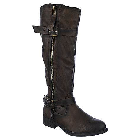 Boot Heels Pita s brown knee high leather boot pita 18 shiekh shoes