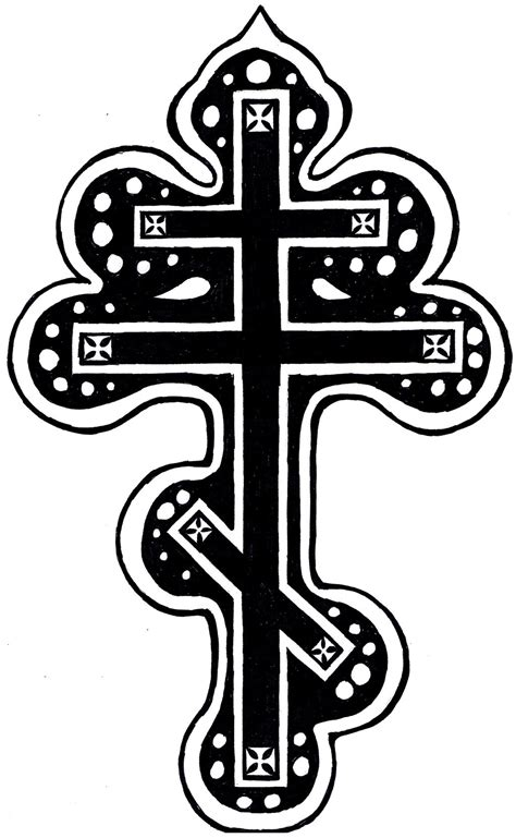 russian orthodox cross tattoo designs orthodox cross by oswulf on deviantart