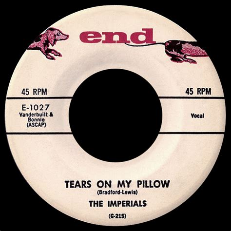 Anthony Tears On Pillow by Way Back Attack Anthony And The Imperials
