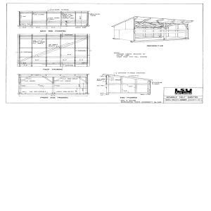 Calf Housing Plans Movable Calf Shelter