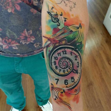 watercolor tattoo wellington watercolor tattoos tattoos watercolour
