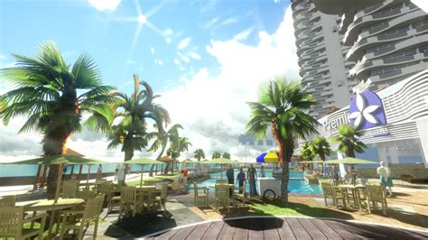 beach tutorial lumion malacca construction projects general thread page 206