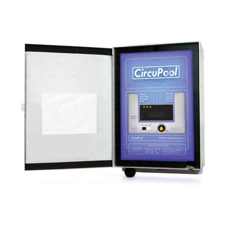 blue essence salt chlorine generator circupool universal40 saltwater chlorinator for any salt