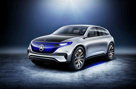 mercedes concept car wallpaper mercedes generation eq concept cars