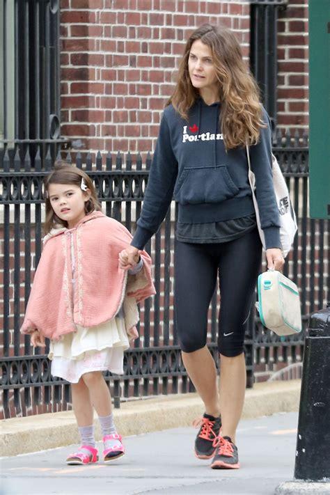 keri russell on instagram keri russell takes willa to school celeb baby laundry