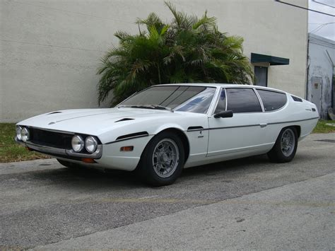 Espada Lamborghini For Sale Car Of The Day Classic Car For Sale 1971 Lamborghini