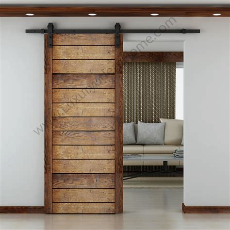 Sliding Barn Doors by Sliding Barn Door Hardware