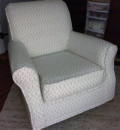 slipcover for glider chair 1000 ideas about glider slipcover on pinterest glider