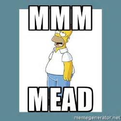 Drooling Meme - pin homer mmmm donuts cake on pinterest