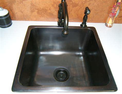 bronze square bar sink   elite bath sinks gallery