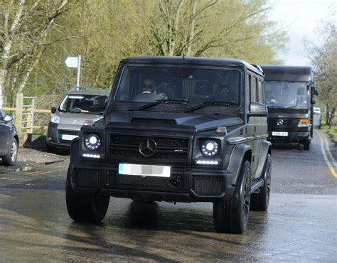 Jeep Mercedes by Depay Mercedes Jeep The Cars Of Manchester