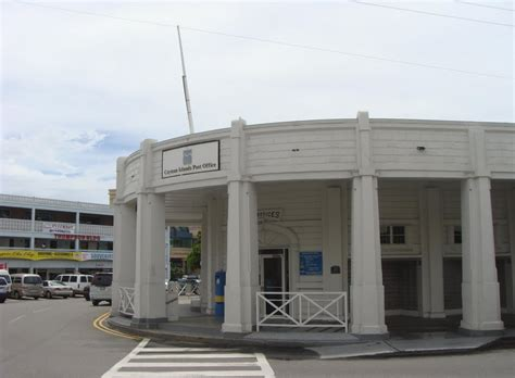 panoramio photo of george town post office grand cayman