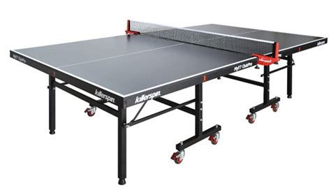 Killerspin Myt7 Clubpro Black Top Table Tennis Ping Pong Killerspin Ping Pong Table
