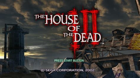 the house of the dead the house of the dead 3 walkthrough pc youtube