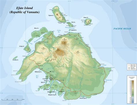 island map file map of efate island en png wikimedia commons