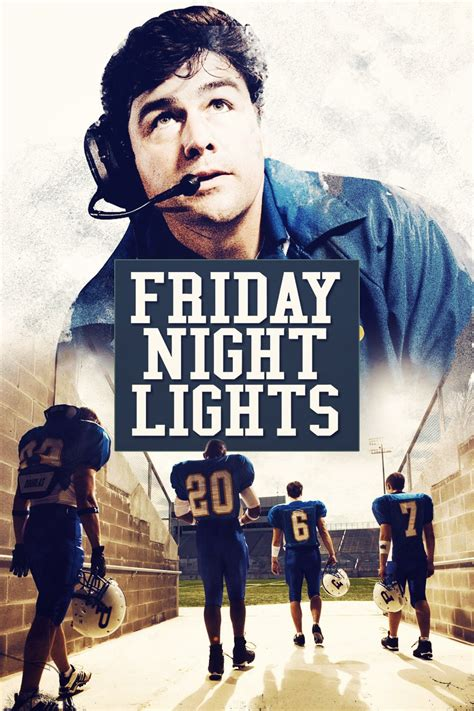 friday night lights tv series friday night lights tv series 2006 2011 posters the