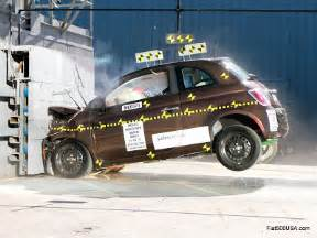 fiat 500 crash test results fiat 500 nhtsa crash test fiat 500 usa