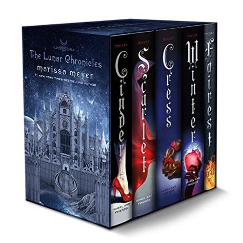 the lunar chronicles boxed set by marissa meyer http www amazon com dp 1250113229 ref cm sw r