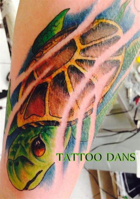 watercolor tattoo el paso dans