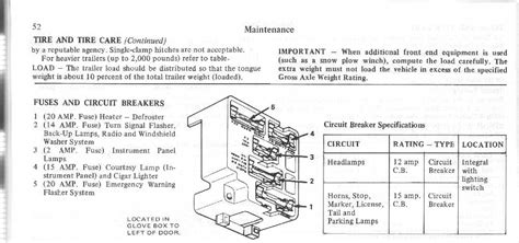 1976 ford f 150 fuse box diagram ford wiring diagram for
