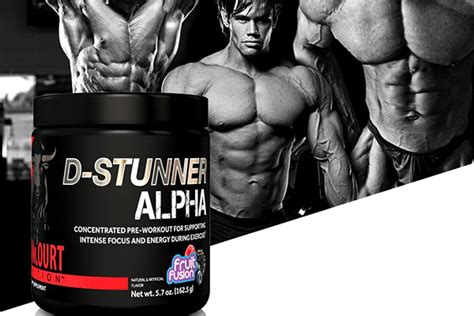d stunner creatine d stunner alpha launched at cus protein with an