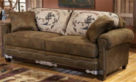 cabelas couch winchester couch chairs ottoman cabela s want