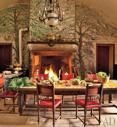 Chateau Fireplaces by See How De Rohan Chabot Restored Family S 15th