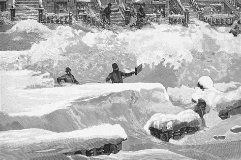 a buried city the blizzard of 1888 my inwood a buried city the blizzard of 1888 my inwood