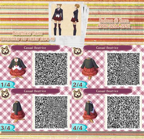 best coolest acnl hair guide images rd 33131 beatrice qr code for ac nl by teenbulma on deviantart