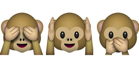 imagenes del emoji del monito as 237 puedes cambiar el tama 241 o de los emojis en whatsapp