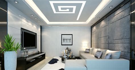Interior Design Pop Ceiling by Beautifies The Interior Of A House With A Pop Ceiling
