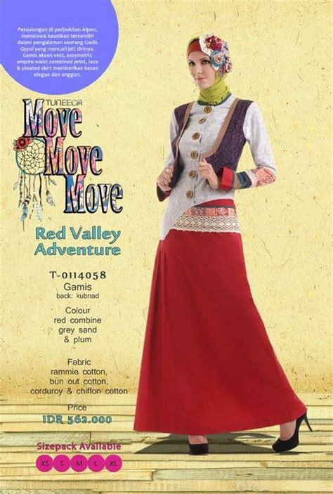 Cuci Gudang Optrimax Plum gaya muslim modern tuneeca move move move quot valley adventure quot
