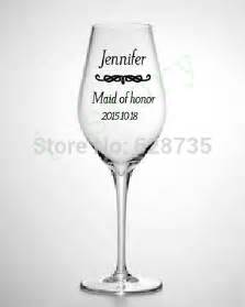 Wall Stickers Shop shop popular wedding wine glasses from china aliexpress