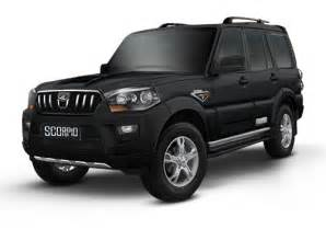 scorpio colors mahindra scorpio colours apps directories
