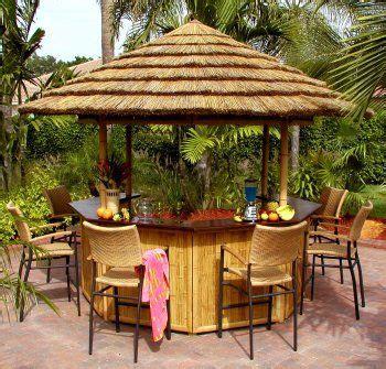 Build A Tiki Bar Build Bamboo Tiki Bar Woodworking Projects Plans