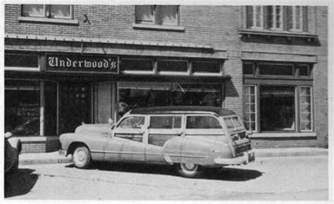 underwood s furniture 1947 peoria