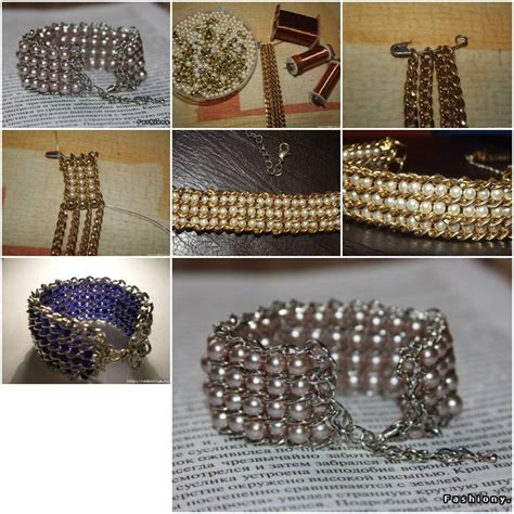 how to make jewelries how to make pretty jewelry like and chains wrist