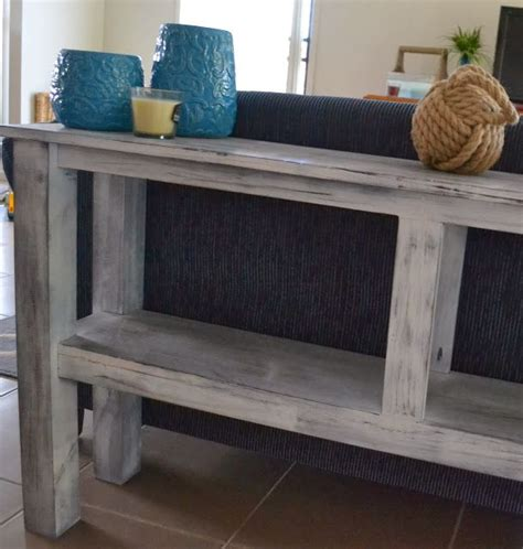 couch table diy 59 best images about sofa tables on pinterest